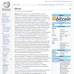 History of bitcoin wiki forex trading a blockchain is a public ledger of all bitcoin transactions that have ever been executed the blockchain is like a full history of banking transactions ccuart Image collections