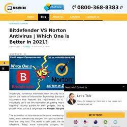 Bitdefender VS Norton Antivirus