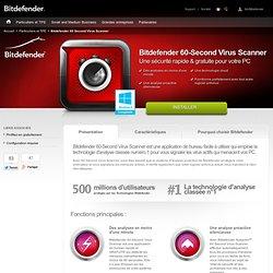 60 Second Virus Scanner