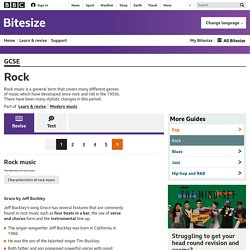 Rock - Revision 1