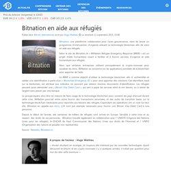 Bitnation en aide aux réfugiés – Bitcoin.fr