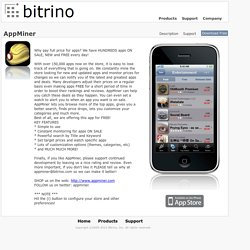 Bitrino - AppMiner (Paid Apps FREE)