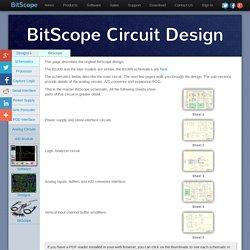 BitScope Circuit Design