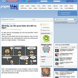 Bitstrip, un site pour faire des BD en ligne