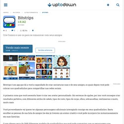 Bitstrips 1.8.142 para Android - Download