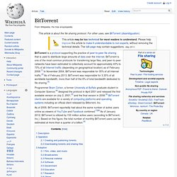 BitTorrent - Wikipedia