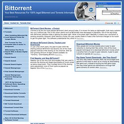 Useful web resources about bittorrent, usenet search and usenet newsgroups