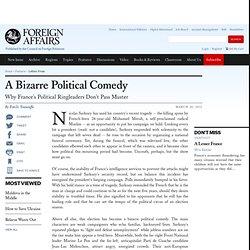 A Bizarre Political Comedy