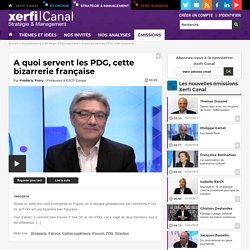 Frédéric Fréry, ESCP Europe - A quoi servent les PDG, cette bizarrerie française