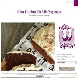 Bizcocho de Chocolate y Baileys - Con Harina En Mis Zapatos