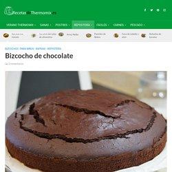 Bizcocho de chocolate en Thermomix