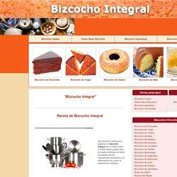 Bizcocho Integral