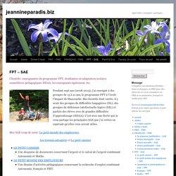 FPT - SAE - jeannineparadis.bizjeannineparadis.biz