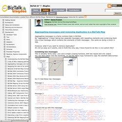 BizTalk 24 * 7 - BlogDoc