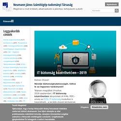 Neumann János Számítógép-tudományi Társaság