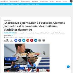 JO 2018: De Bjoerndalen à Fourcade, Clément Jacquelin est le carabinier des meilleurs biathlètes du monde