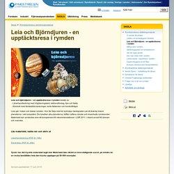 Leia och Björndjuren - en upptäcktsresa i rymden