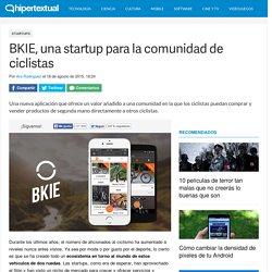 BKIE, una startup pensada para ciclistas