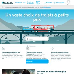 Covoiturage.fr : France by car
