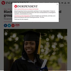 Black women become most educated group in US