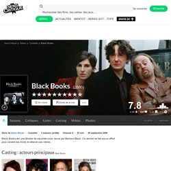 Black Books - Série (2000) - SensCritique