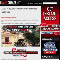 Call of Duty Black Ops Cold War Hacks □ Cheats Killer Aimbot 2020