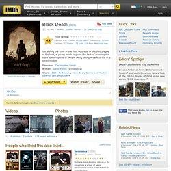 Black Death (2010