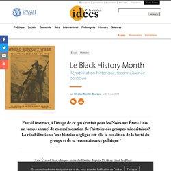 Le Black History Month