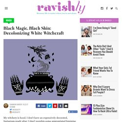Black Magic, Black Heart, Black Skin