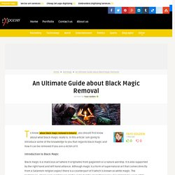 Black Magic Removal in Ontario