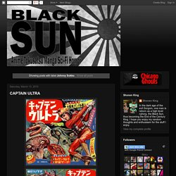 Black Sun: Johnny Sokko