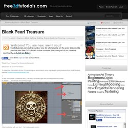 Black Pearl Treasure