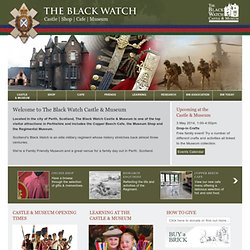 The Black Watch - Royal Highland Regiment