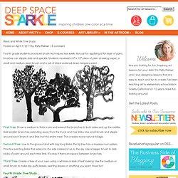 Tree Study Art Lesson