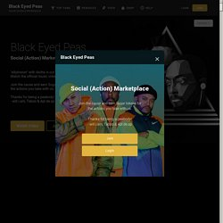 BlackEyedPeas.com - The Official Black Eyed Peas Website