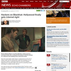 Hackers on Blackhat: Hollywood finally gets internet right