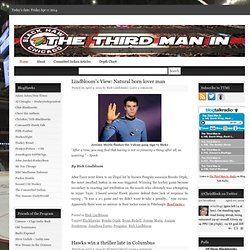 The Third Man In | Home of TTMI~Radio, Chicago Blackhawks news & analysis