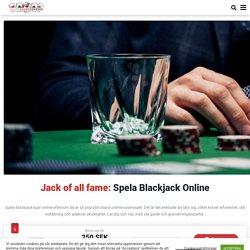 Spela Blackjack-spel online