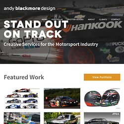Andy Blackmore Design - automotive and livery design