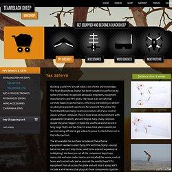 Team BlackSheep Online Store - Team BlackSheep Ritewing Zephyr