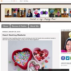 Blackstone Designs: Heart Nesting Baskets