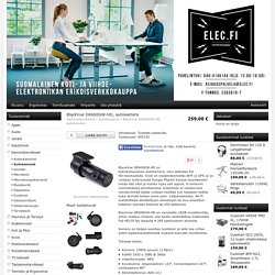BlackVue DR600GW-HD, autokamera