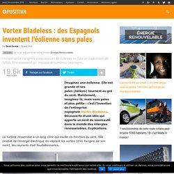 Vortex Bladeless : des Espagnols inventent l'éolienne sans pales