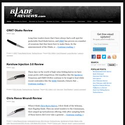 BladeReviews.com – Knife Reviews |