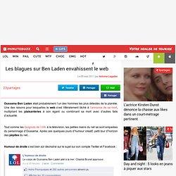 Les blagues sur Ben Laden envahissent le web