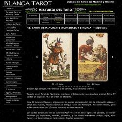 BLANCA TAROT - Baraja Minchiate