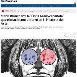 """María Blanchard, la """"Frida Kahlo española"""" que el machismo enterró en la Historia del Arte"""