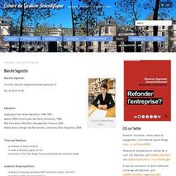 CV et Biographie en anglais