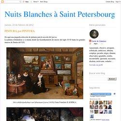 Nuits Blanches à Saint Petersbourg: PINTURA por PINTURA.