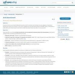 Anti blanchiment - Outils de lutte anti blanchiment - Soft Compu